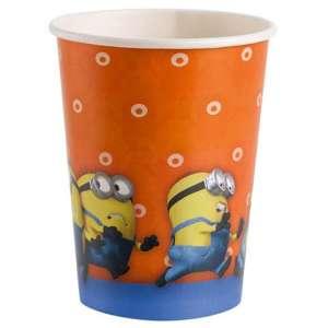 Minions parti pohár - 8 darabos 30833300 Party teríték