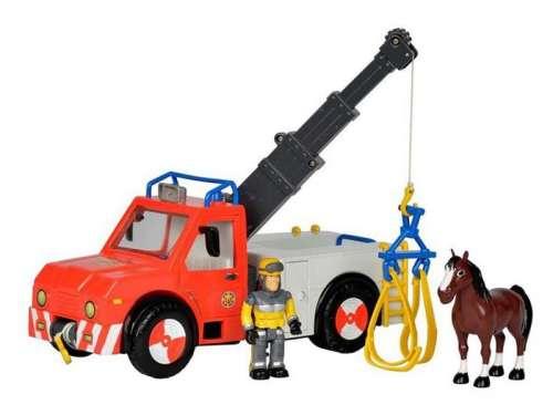 Sam a tűzoltó Figura - Phoenix autó