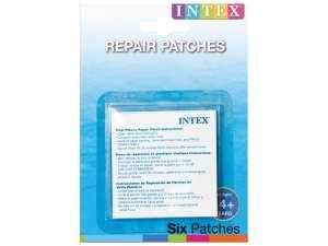 Intex 59631 Strandjáték javító öntapadós készlet 31248942 Strandjáték