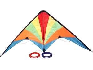Színes szélsárkány 31033729 Kültéri játék