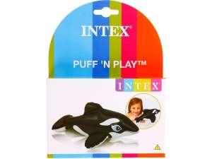 Intex 58590 Felfújható mini vízi állatok többféle 31248941 Strandjáték