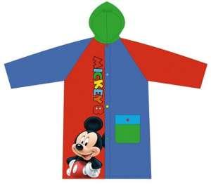 Esőkabát - Mickey Mouse #kék-piros 30834198 Gyerek esőkabát, esőruházat