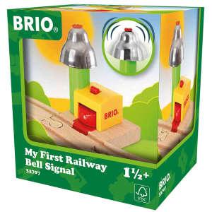 Első vonat elhaladásjelzőm haranggal 30834749 Vonat, vasúti elem, autópálya