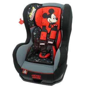 Nania Disney Cosmo Gyerekülés 0-18kg - Mickey Mouse #piros-szürke 30834847 Nania Gyerekülés