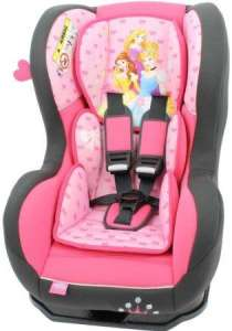 Nania Disney Cosmo Gyerekülés 0-18kg - Hercegnők #rózsaszín 30834848 Nania Gyerekülés