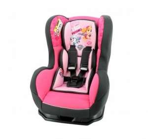 Nania Disney Cosmo Gyerekülés 0-18kg - Mancs őrjárat #rózsaszín 30834849 Gyerekülés