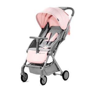 Kinderkraft Pilot sport Babakocsi #szürke-rózsaszín 30836622 Babakocsi