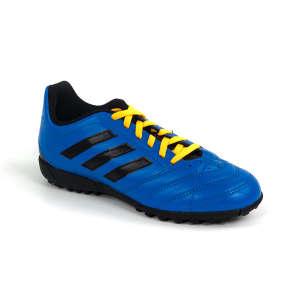 Adidas Goletto V Tf J fiú Turfcipő #kék 30836820 Gyerekcipő sportoláshoz