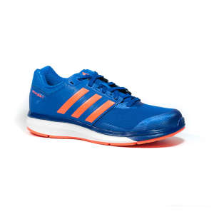 Adidas Supernova Glide 7 K Junior fiú Futócipő #kék 30877390 Gyerekcipő sportoláshoz