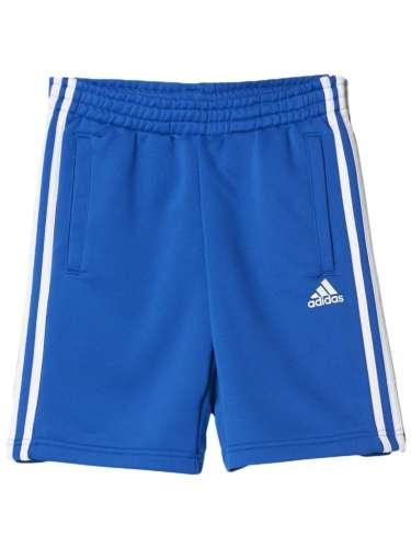 Adidas Performance Yb 3s Kn Short Fiú Rövidnadrág #kék