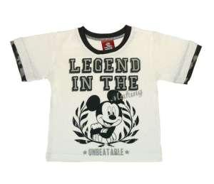 """Disney fiú Póló - Mickey Mouse #fehér 30837482 A Pepitán ezt is megtalálod: """"Mickey"""" 18 kategóriában"""