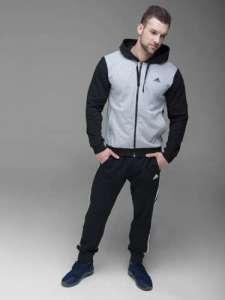 Adidas Performance CO Energize TS férfi Melegítő #szürke 30997947 Férfi melegítő