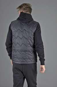 Adidas Originals Sst Puffy Vest férfi Mellény #fekete 30837870 Férfi mellény