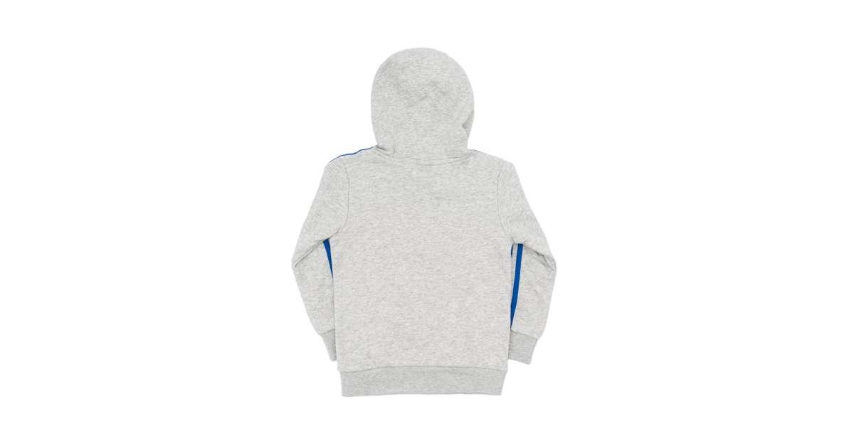 Adidas Performance Yb3s Hood gyerek Pulóver #szürke | Pepita.hu