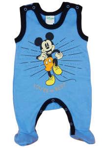 Disney ujjatlan Rugdalózó - Mickey Mouse #kék-fekete