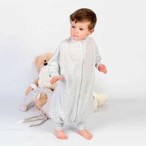 Medbest - Pizsama #Szürke 30839712 Gyerek pizsama, hálóing