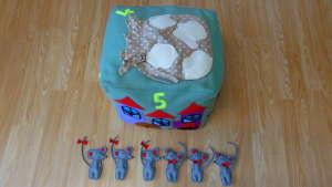 Számoló kocka -egértanoda 30839788 Fejlesztő játék babáknak