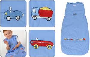 Dream Bag Hálózsák Autós 6-18 hó 1 tog 30840441 Hálózsák