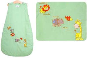 Dream Bag Hálózsák Állatparádé 0-6 hó 1 tog 30840443 Hálózsák