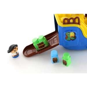 Molto Blocks műanyag Építőjáték 30db - Kalózhajó  30840920 Műanyag építőjáték