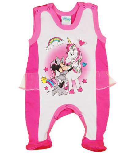 Disney ujjatlan Rugdalózó - Minnie Mouse #rózsaszín-fehér