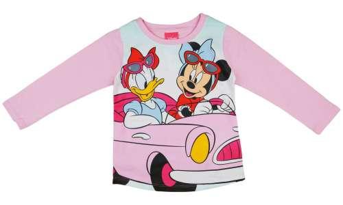 Disney Hosszú ujjú póló - Minnie és Daisy #rózsaszín