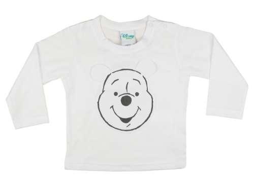 Disney Hosszú ujjú póló - Micimackó #fehér 30852852