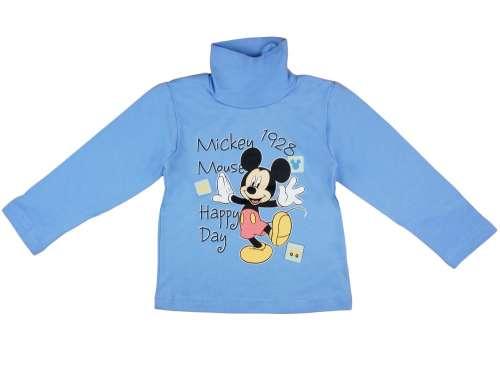 Disney garbós Hosszú ujjú póló - Mickey Mouse #kék
