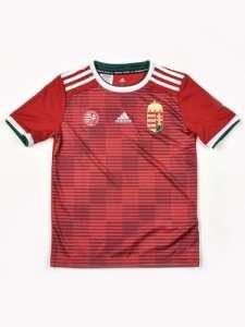 Adidas Performance Hungary Home Jsy J gyerek Focimez #piros 30854912 Gyerek focimez