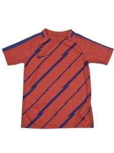 Nike Dry Top SS Sqd Gx1 gyerek Focimez #narancssárga-kék 30854918 Gyerek focimez