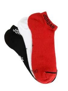 Nike Jumpman No-Show Zokni 3db 30859622 Nike Gyerek zokni, térdtappancs