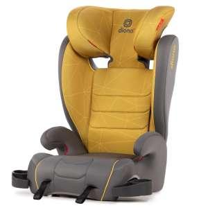 Diono Monterey XT Fix-Yellow Sulphur biztonsági Gyerekülés 15-36kg #sárga-szürke 30863327 Diono Gyerekülés