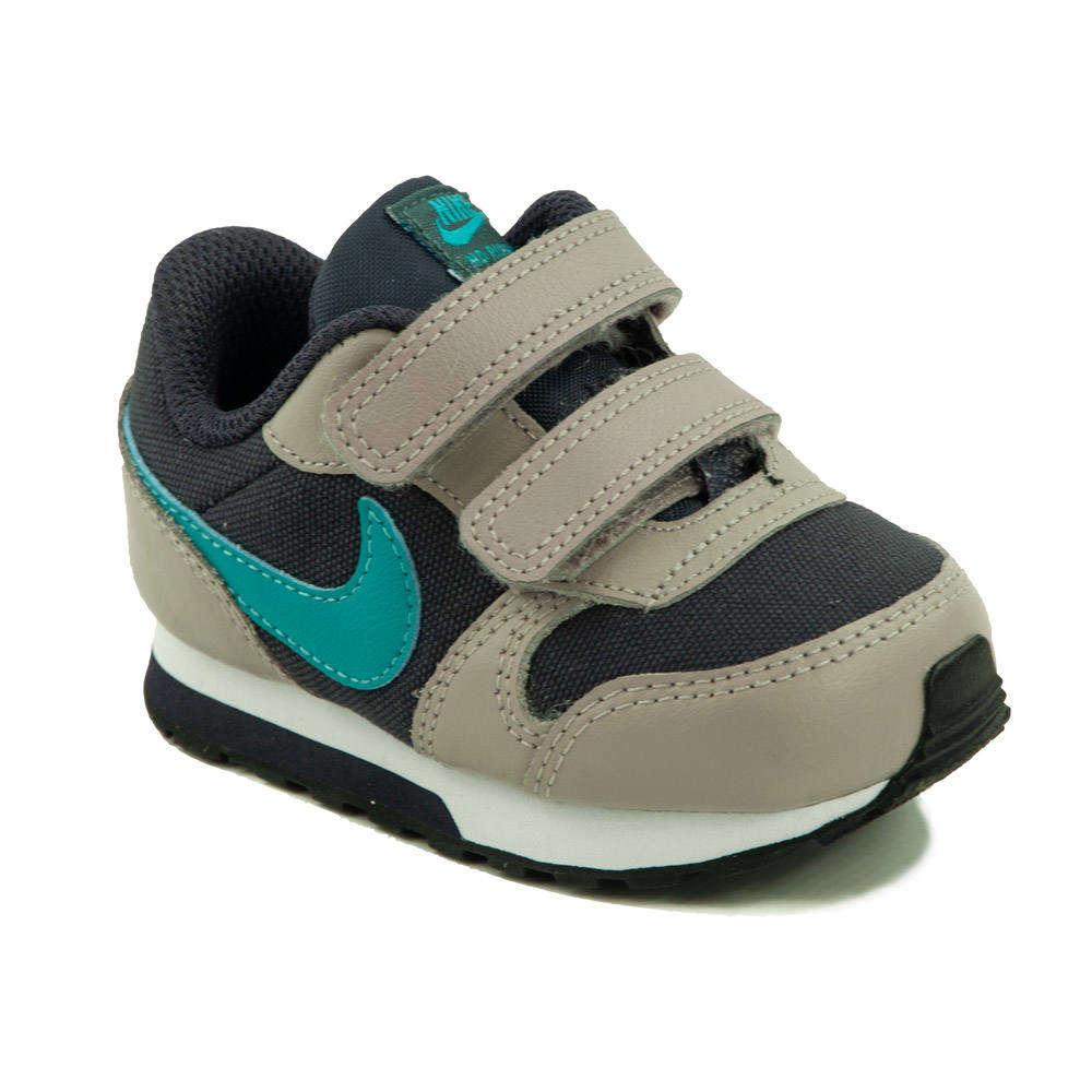 Nike Md Runner 2 Tdv gyerek Sportcipő #bézs kék | Pepita.hu