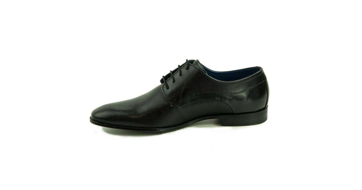 Bugatti férfi Alkalmi cipő #fekete | Pepita.hu