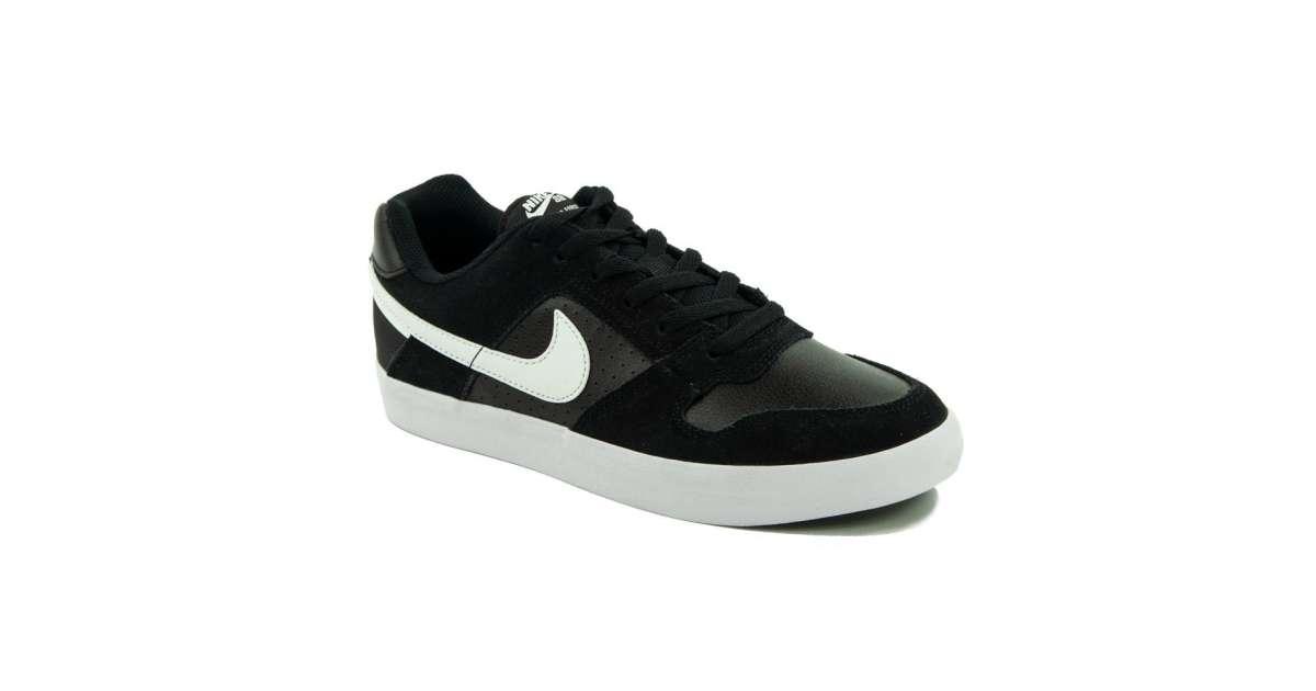 Nike Delta Force Vulc SB férfi Utcai cipő #fekete