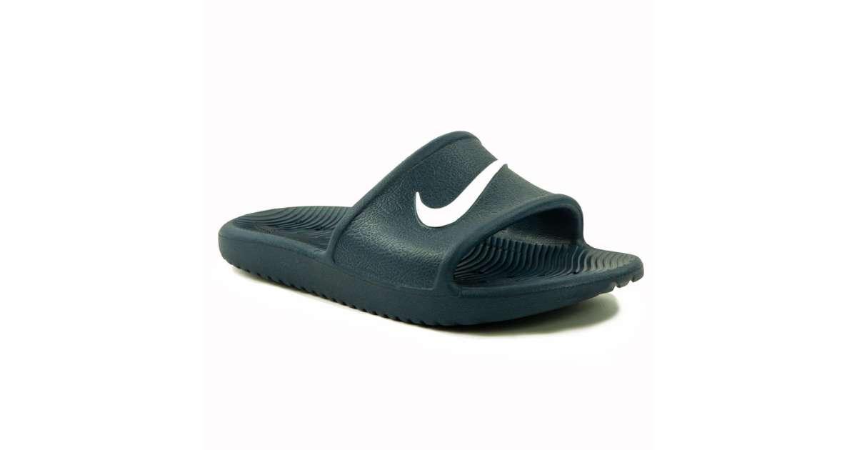 Nike Kawa Shower GS Férfi Papucs #kék | Pepita.hu