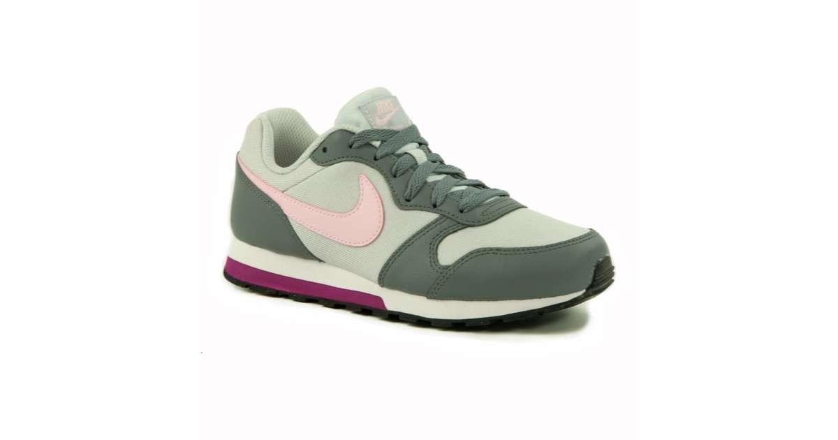 Nike Md Runner 2 Gs női Utcai cipő #zöld