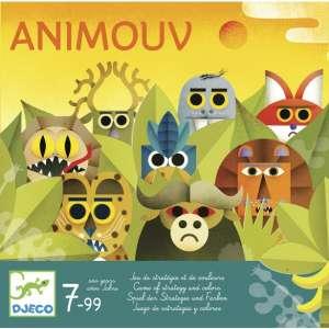 Animouv - Hálóba gabalyodva! - taktikai társasjáték 30864316 Társasjáték