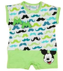 """Disney rövid ujjú Napozó - Mickey Mouse #zöld 30866778 A Pepitán ezt is megtalálod: """"Mickey"""" 18 kategóriában"""