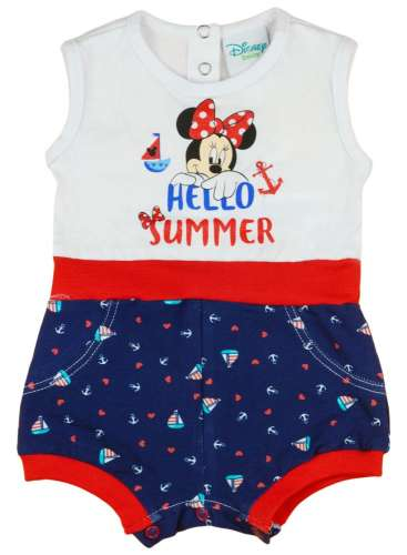 Disney ujjatlan Napozó - Minnie Mouse #fehér