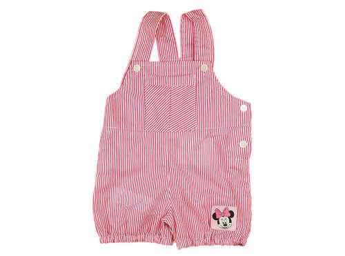 Disney csíkos, kantáros Napozó - Minnie Mouse #rózsaszín