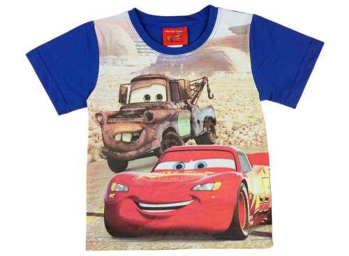 Disney fiú Póló - Verdák #kék 30867021