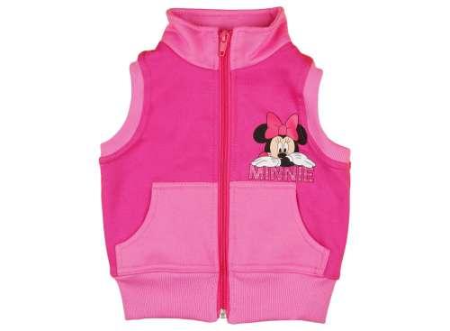 Disney belül bolyhos Mellény - Minnie Mouse #rózsaszín