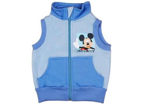 Disney belül bolyhos Mellény - Mickey Mouse #kék