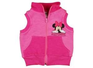 Disney belül bolyhos Mellény - Minnie Mouse #rózsaszín 30868217 Gyerek mellény