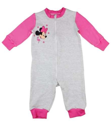 Disney Lány Overál - Minnie Mouse #rózsaszín-szürke