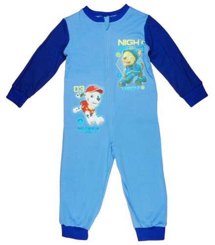 Overálos kisfiú Pizsama - Mancs őrjárat #kék