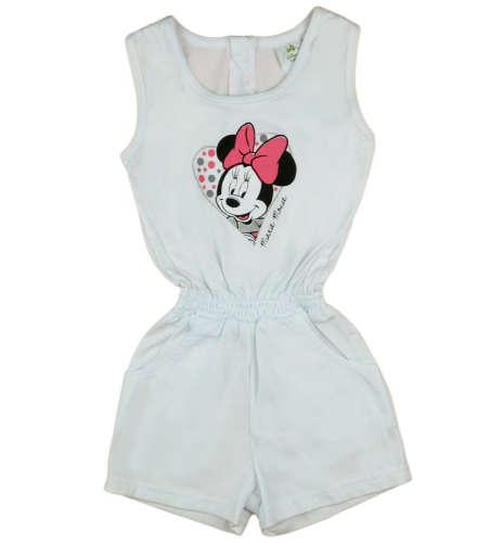 Disney Minnie kislány nyári overál