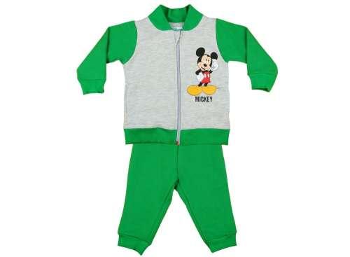 Disney bolyhos Szabadidő szett - Mickey Mouse #zöld