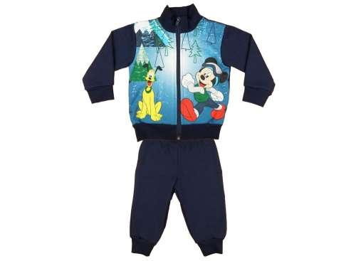 Disney bolyhos Szabadidő szett - Mickey Mouse #kék 30872948
